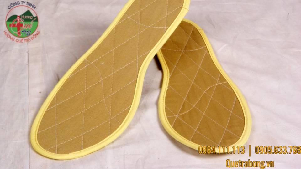 Miếng lót giày hương quế cao cấp